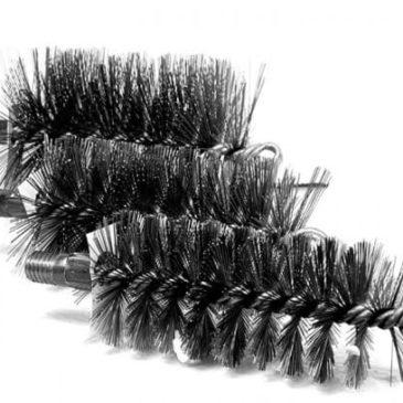 Щетка для чистки дымохода своими руками: инструмент для удаления налета из трубы