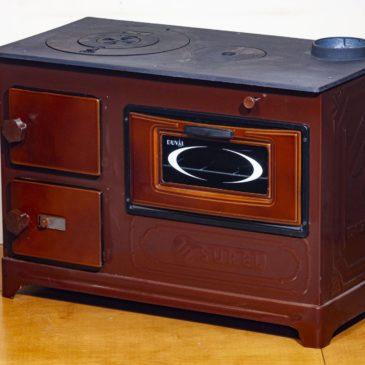 Отопительно-варочная печь Дюваль DUVAL EK 5010 SURAL – лидер продаж!