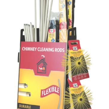 Приспособление для чистки дымохода снизу. Чистый дымоход – залог эффективной работы дровяных приборов