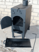 печка буржуйка